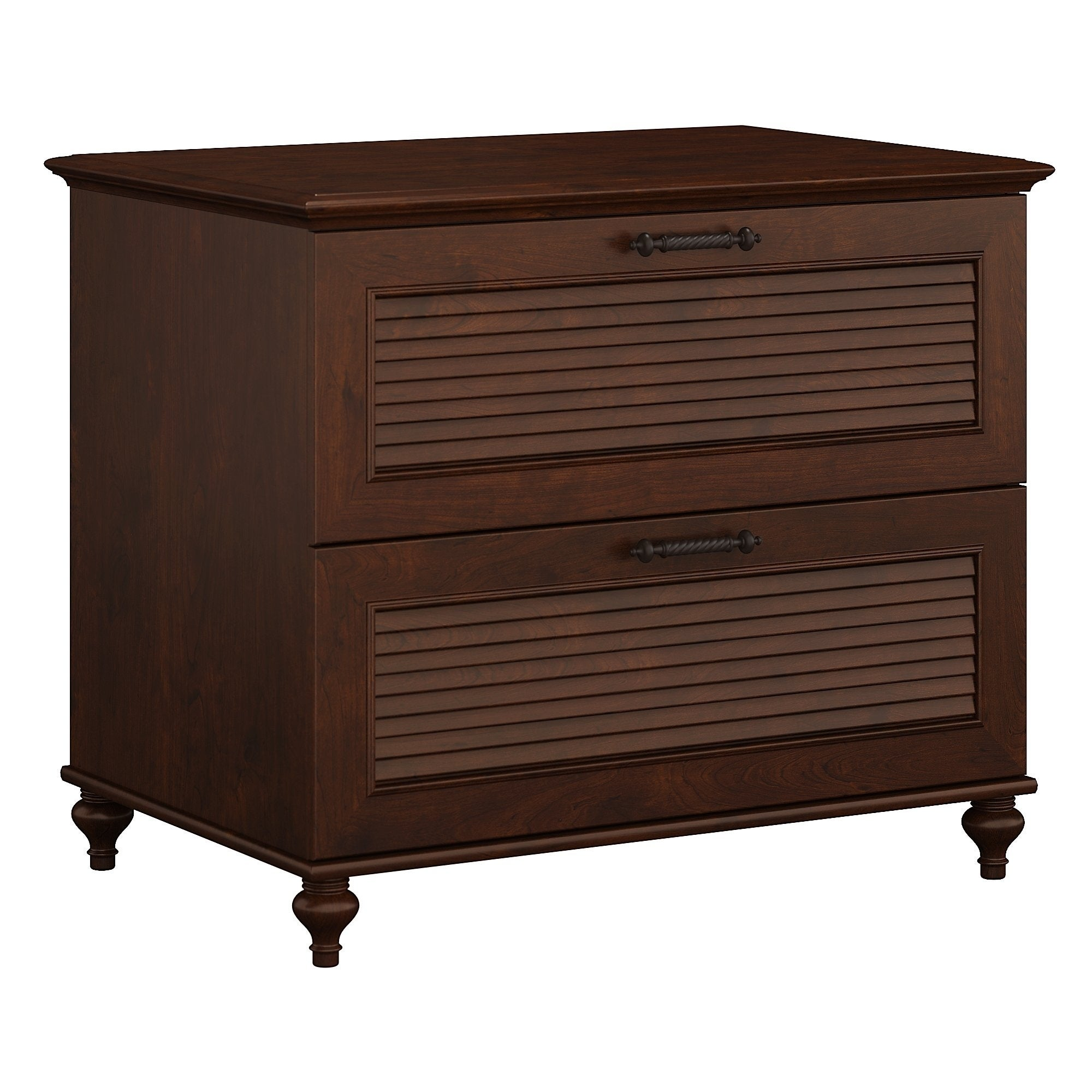 Kathy Ireland® Office By Bush Furniture Volcano Dusk Lateral Cabinet   Free  Shipping Today   Overstock.com   21000731