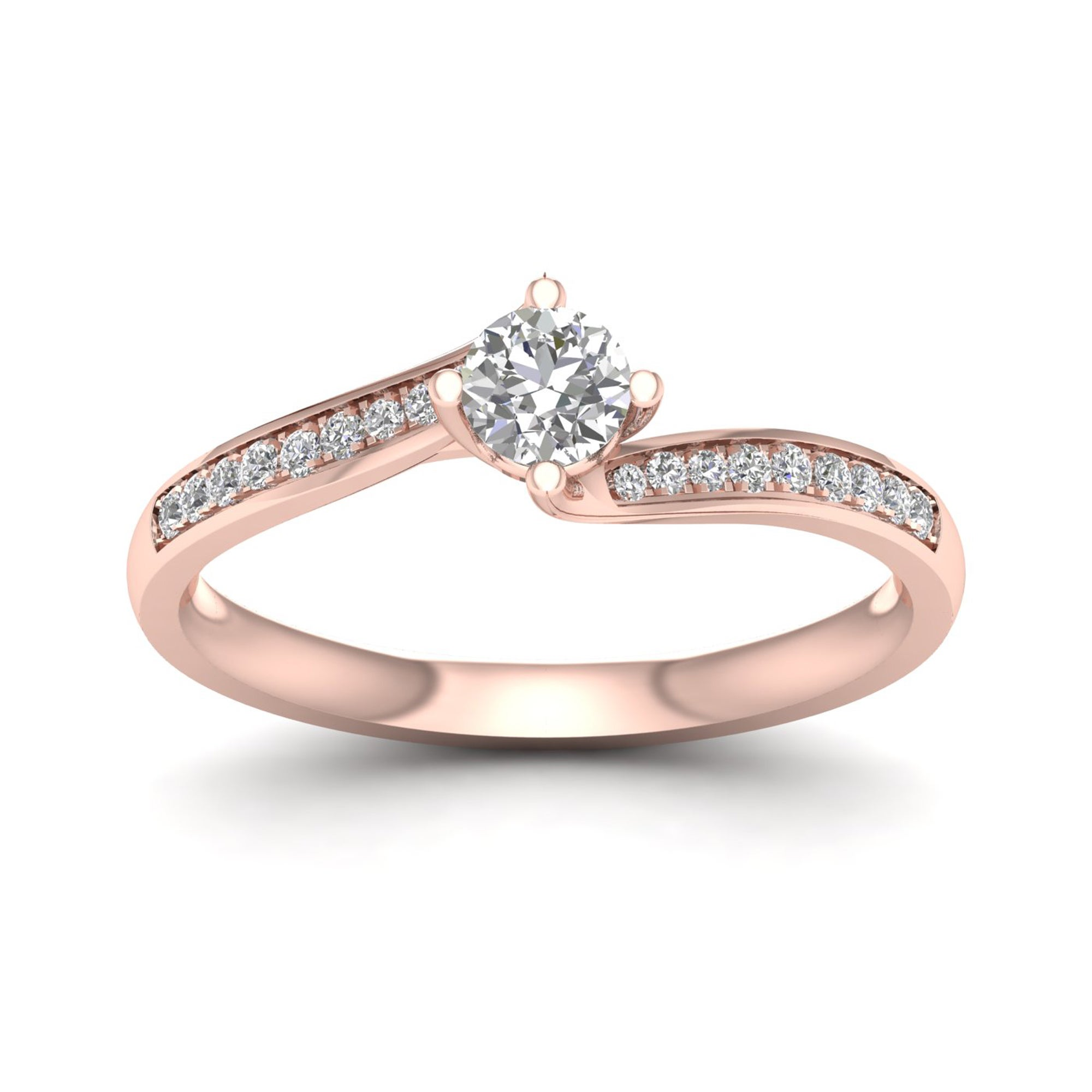 petite wedding slender the ring arms engagement this bypass held curving of between rings band pin s gracefully