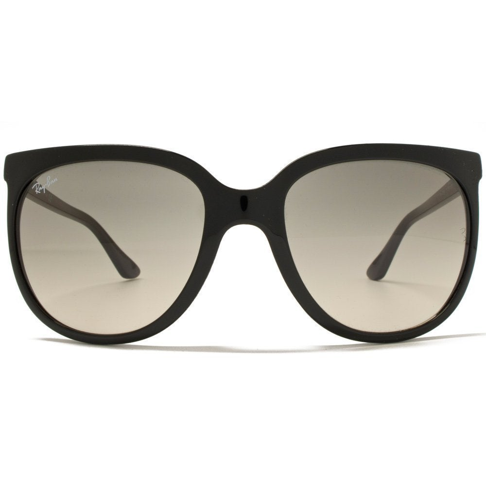 e55d5d383a ... clearance shop ray ban rb4126 601 32 cats 1000 black frame light grey  gradient 57mm lens