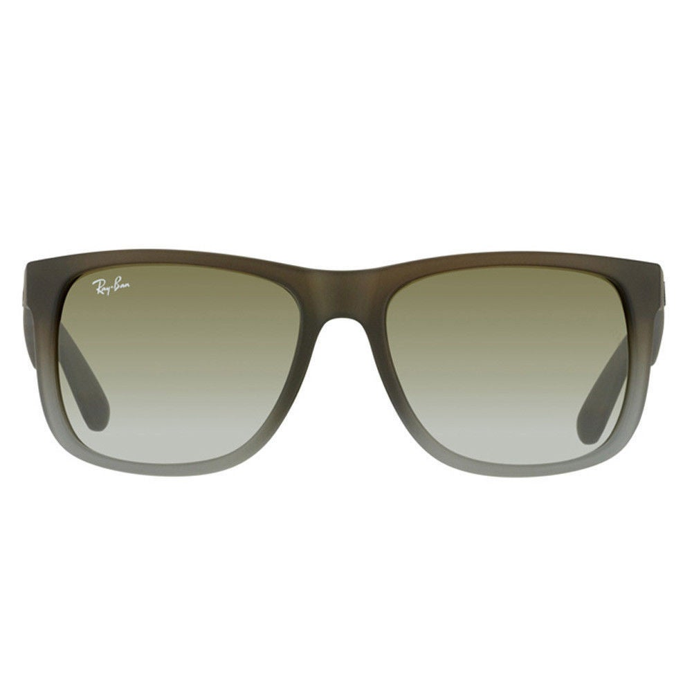 986d779ba66 Shop Ray-Ban RB4165 854 7Z Justin Classic Brown Frame Green Gradient 55mm  Lens Sunglasses - Free Shipping Today - Overstock - 14442359