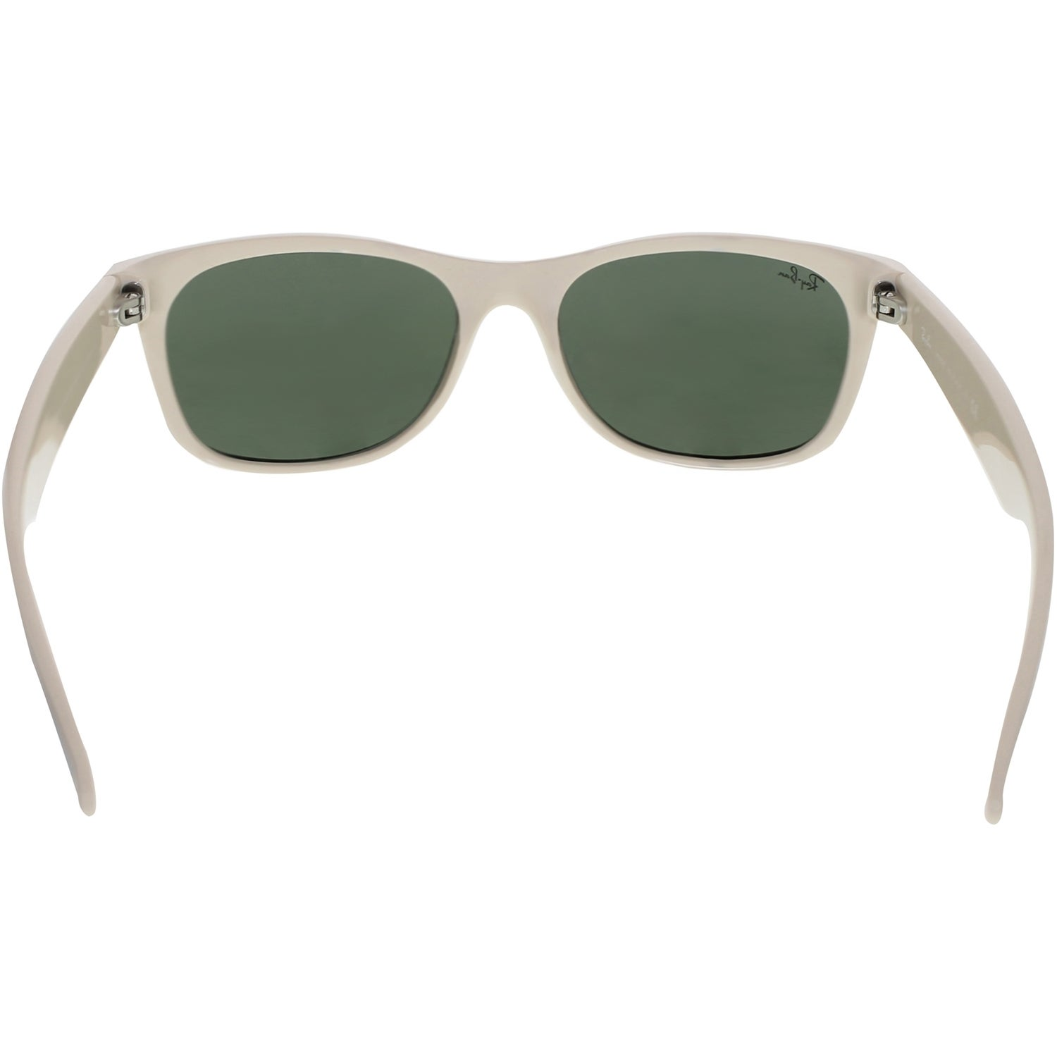 c792a982184 Shop Ray-Ban RB2132 875 New Wayfarer Color Mix Black Light Brown Frame  Green Classic 55mm Lens Sunglasses - Free Shipping Today - Overstock -  14442378