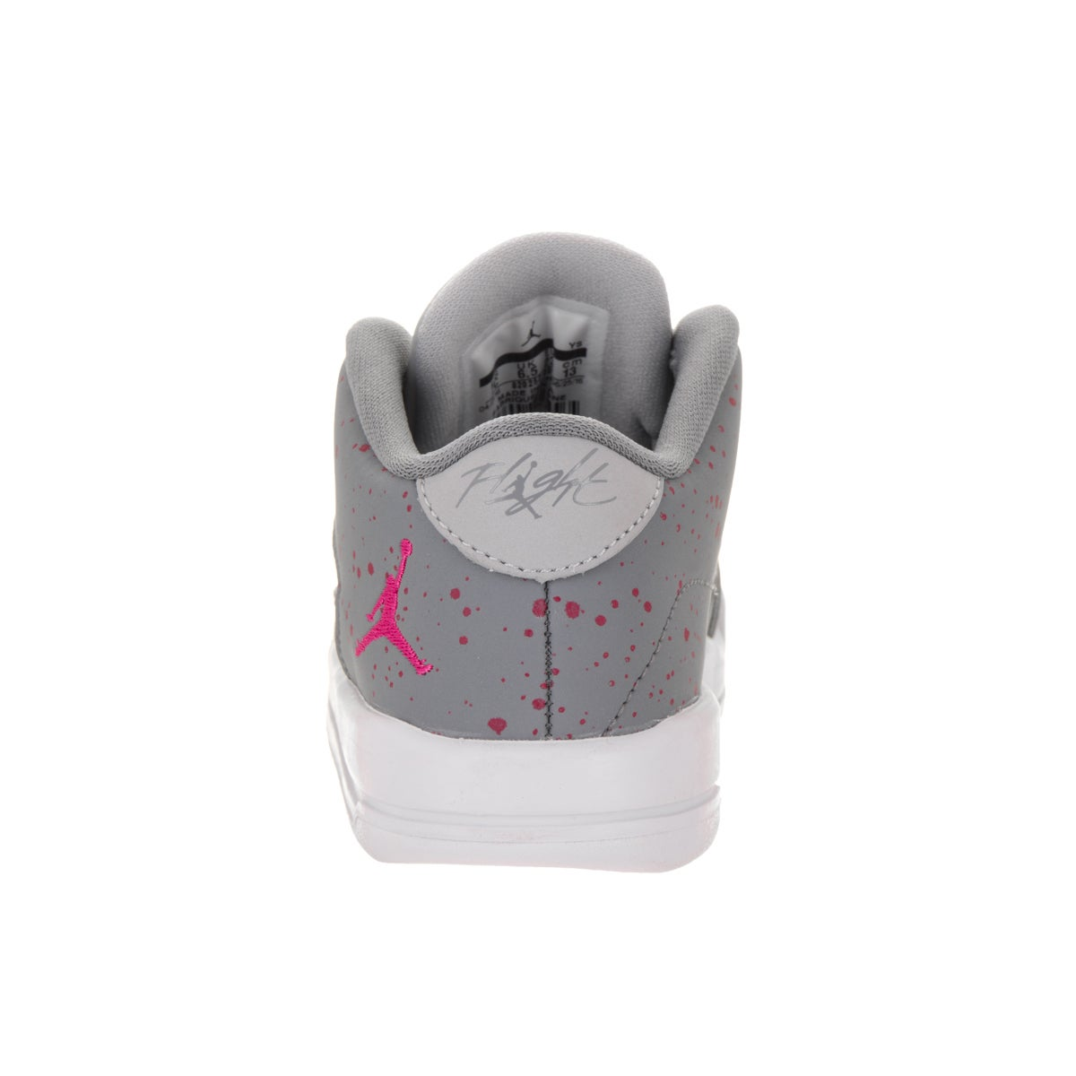 lowest price 13f85 734d5 Shop Nike Jordan Toddlers Jordan Flight Origin 3 Gt Grey Nubuck Basketball  Shoes - Free Shipping Today - Overstock - 14442884