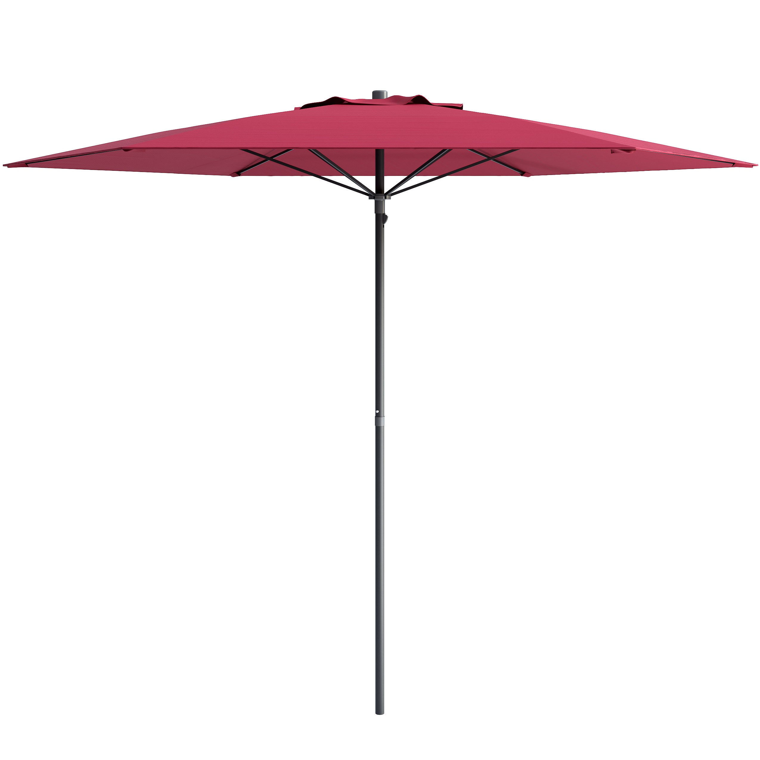 Shop Corliving Uv And Wind Resistant Beach Patio Umbrella Free