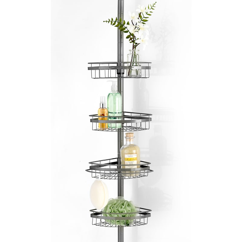Shop Ultimate 4 Tier Corner Caddy - On Sale - Free Shipping Today ...