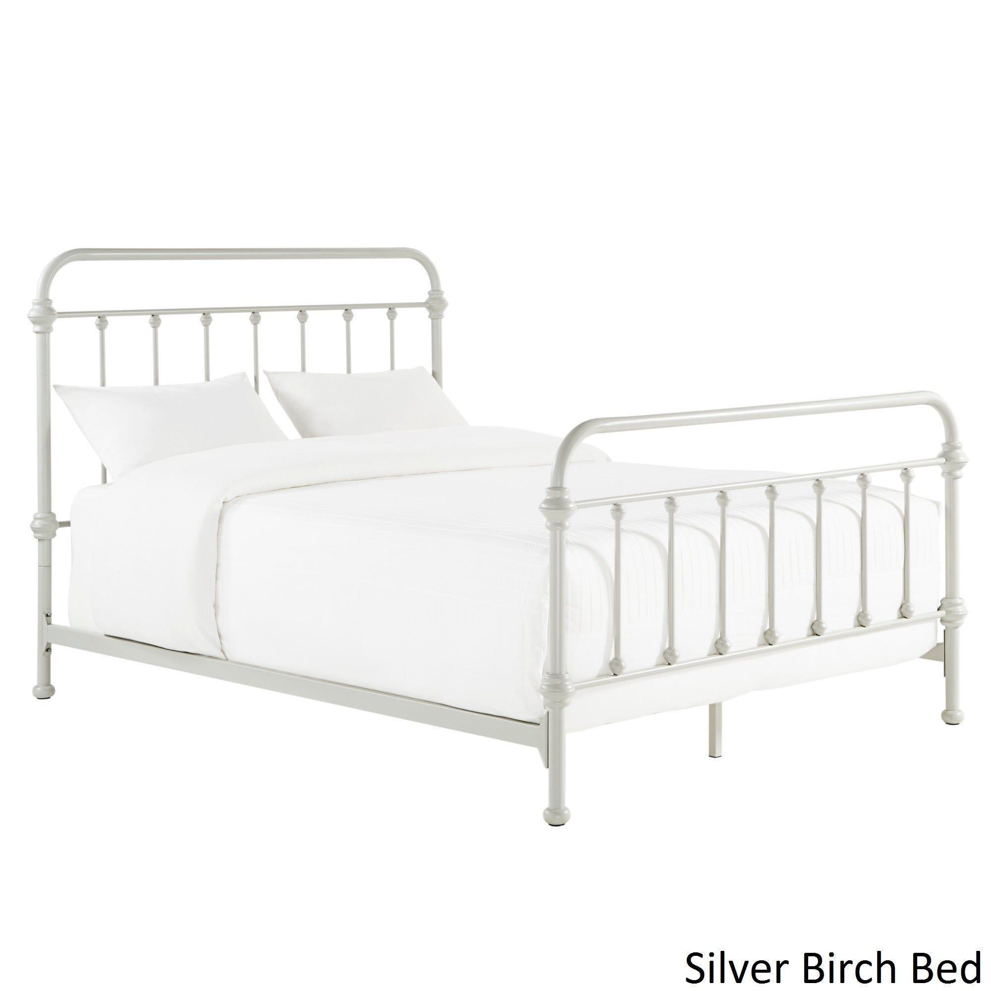 Giselle II Queen Metal Bed iNSPIRE Q Modern - Free Shipping Today -  Overstock.com - 21014219