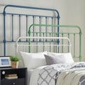 Giselle II Queen Metal Bed iNSPIRE Q Modern
