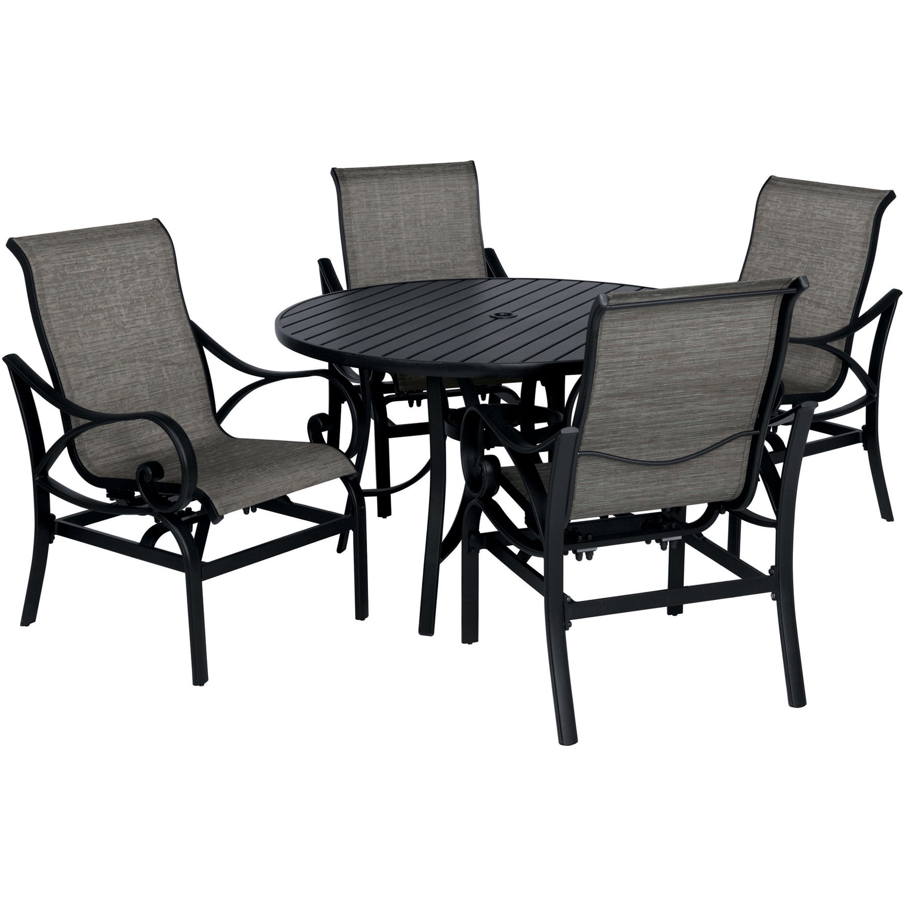 Living Accents Harper Dining 5 Piece Set Free Shipping