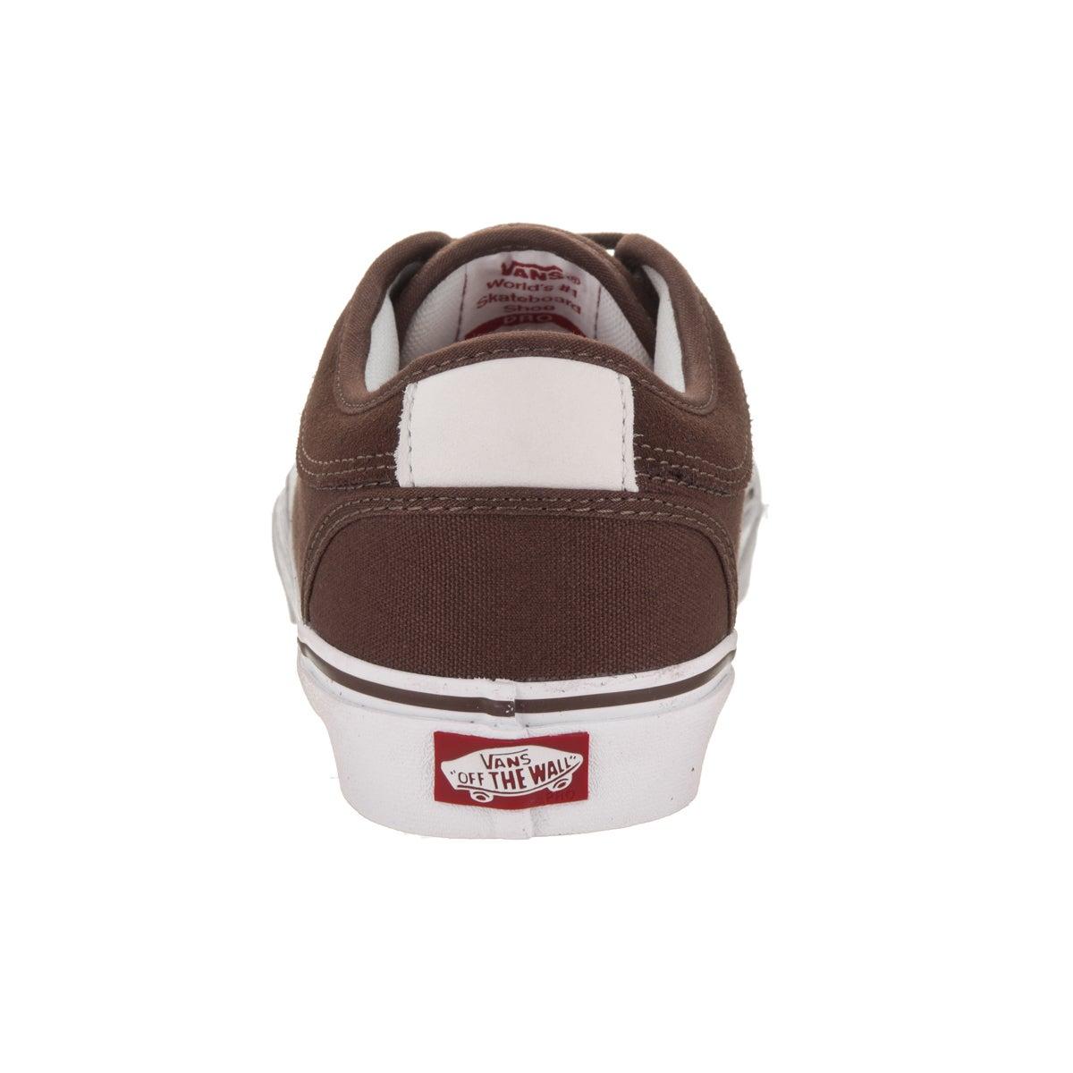 2e4a3e2dc5ba Shop Vans Men s Chukka Low Brown Suede Skate Shoes - Free Shipping Today -  Overstock - 14457979