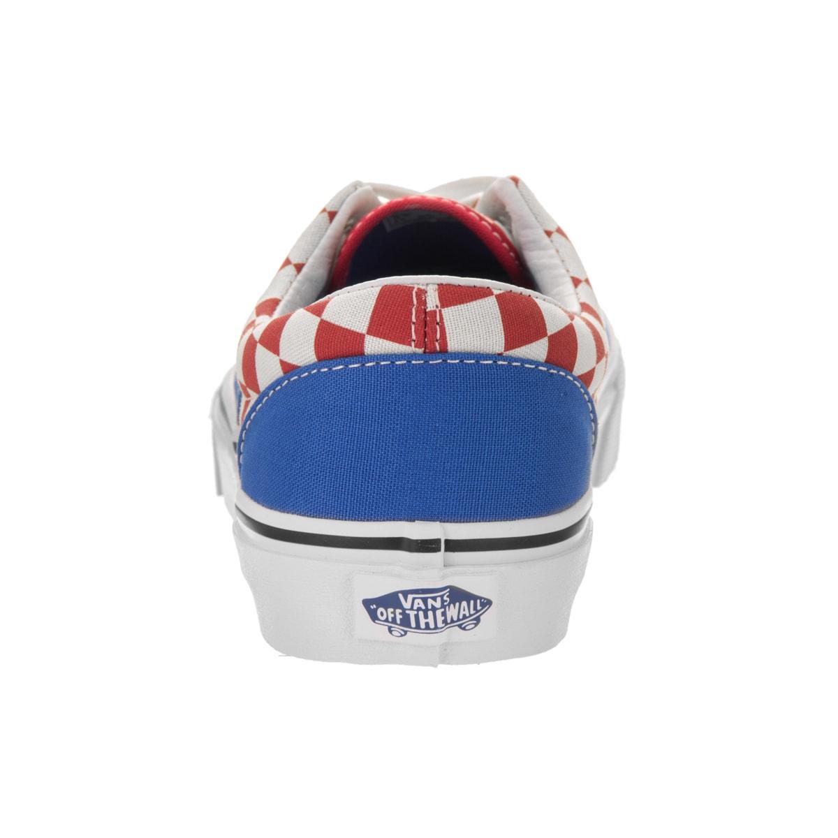 e28ffef42b8b0 Vans Unisex Era 2-tone Check Skate Shoe