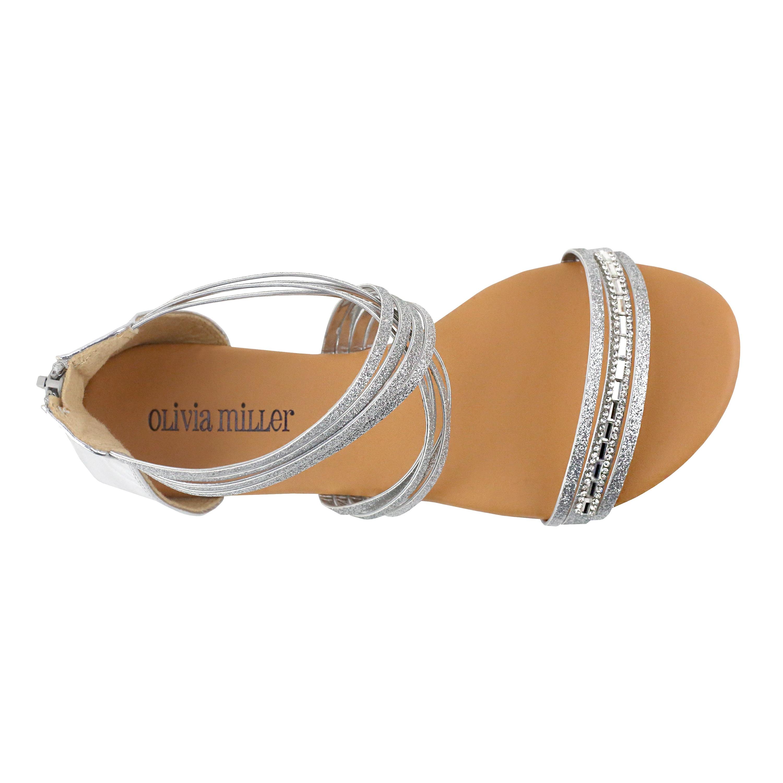 Olivia Miller Zandra Women's ... Sandals 2zzLNU5e