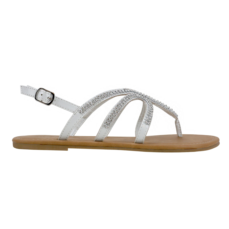 Olivia Miller Levina Women's ... Sandals sale find great 8zcTSON