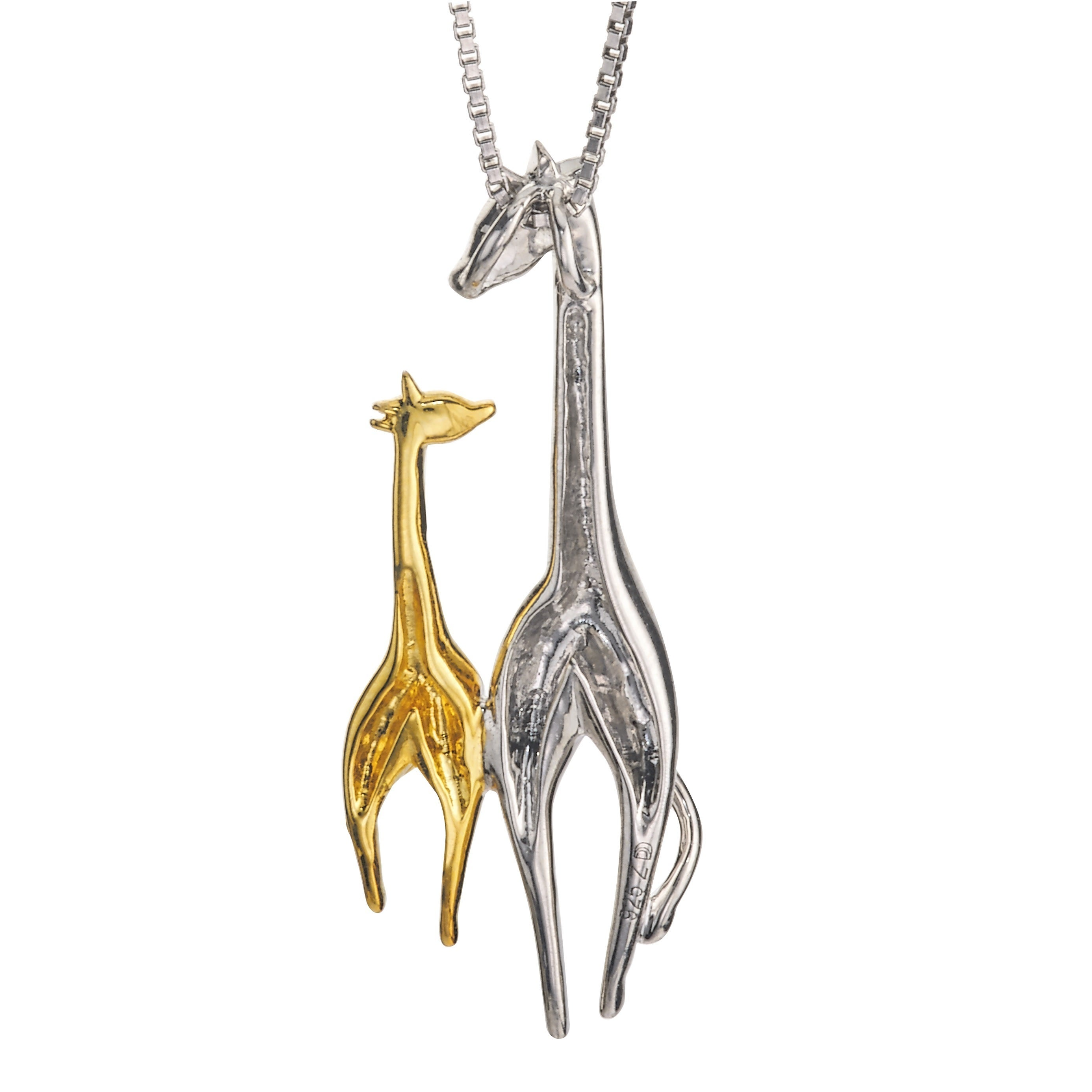 products pendant main necklace giraffe laonato