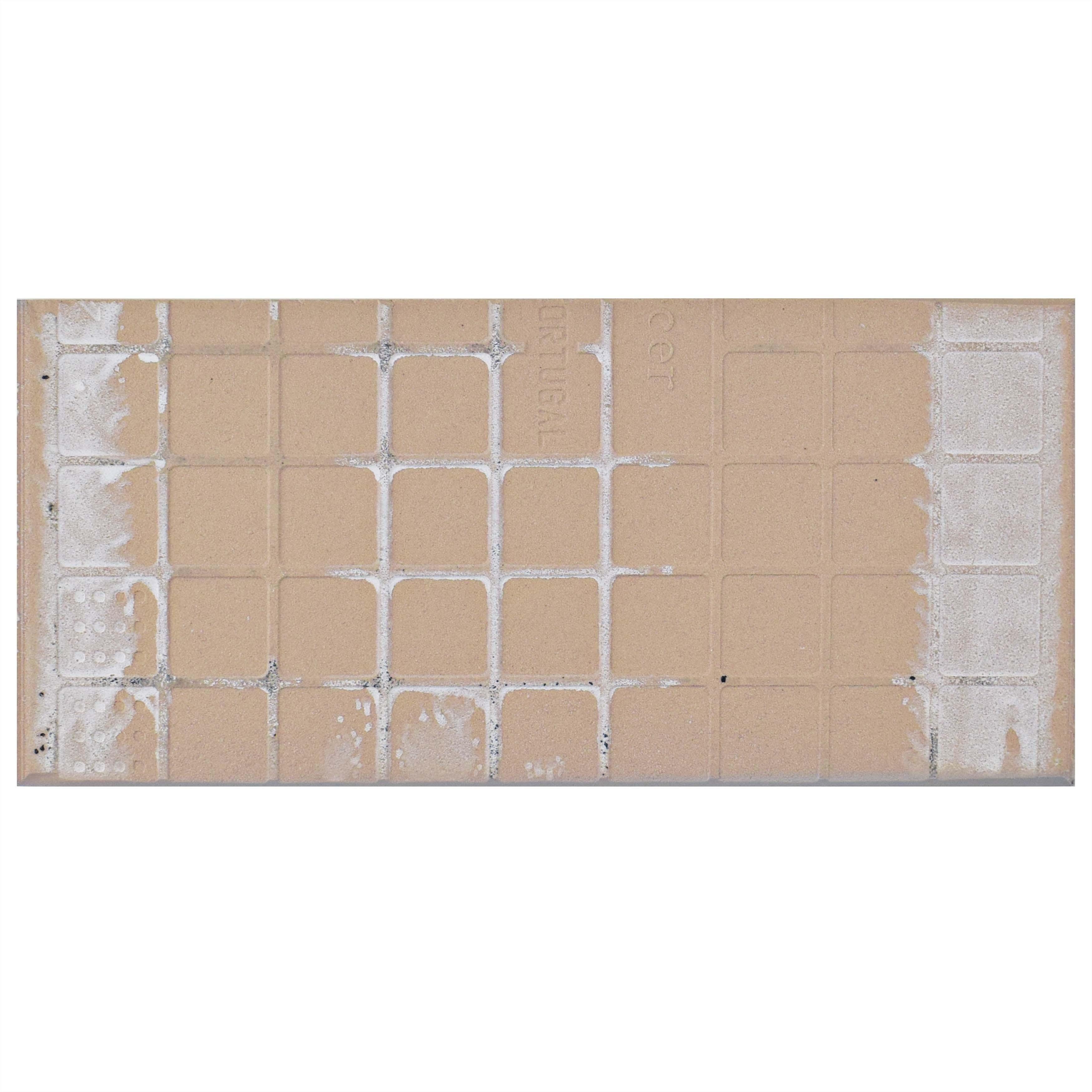 Shop Somertile 35x775 Inch Thirties Grey Ceramic Bullnose Floor