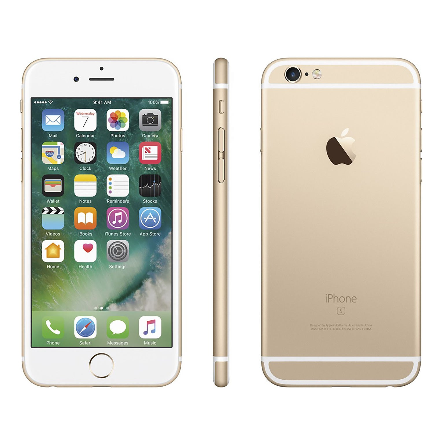 Shop Apple Iphone 6s 64gb Gsm 4g Lte Dual Core Phone W 12mp Isight Camera Gold 29 Ultra Mobile Sim 6 Month Plan Refurbished Overstock 14505087