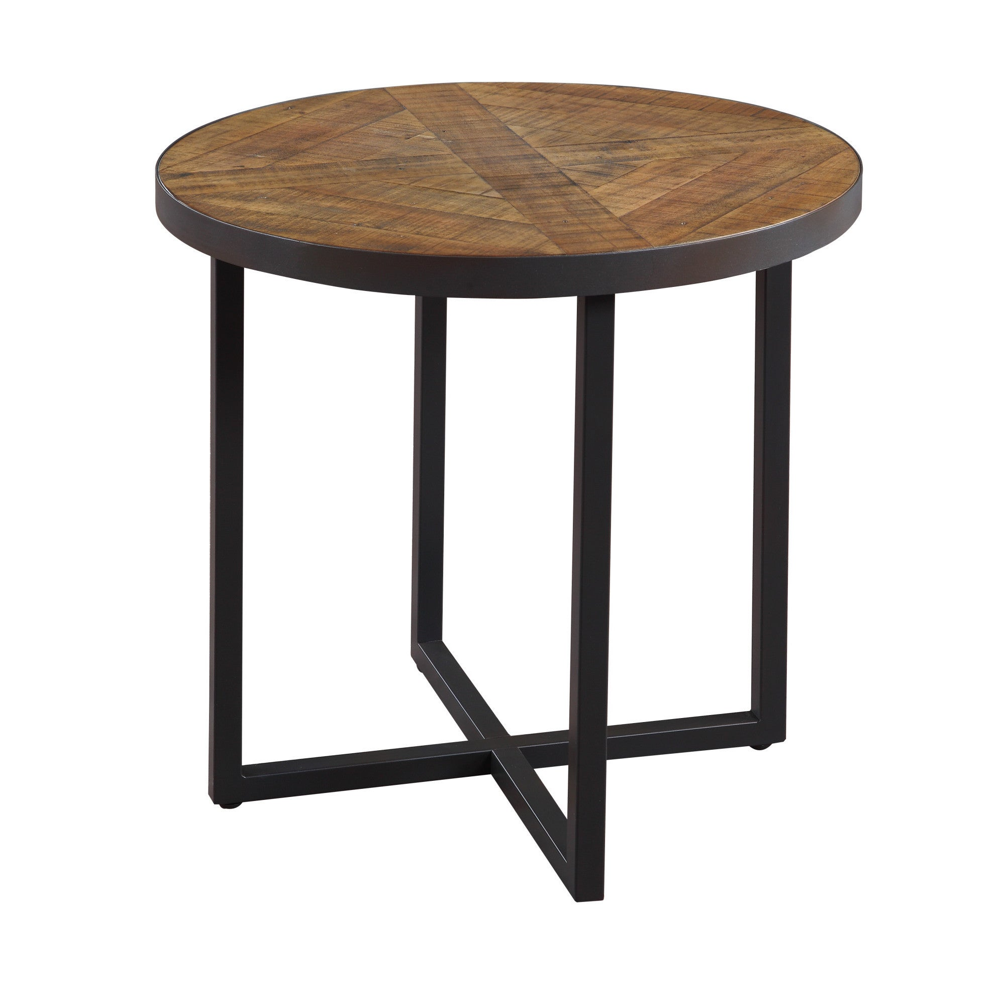 Emerald Home Denton Round End Table Free Shipping Today