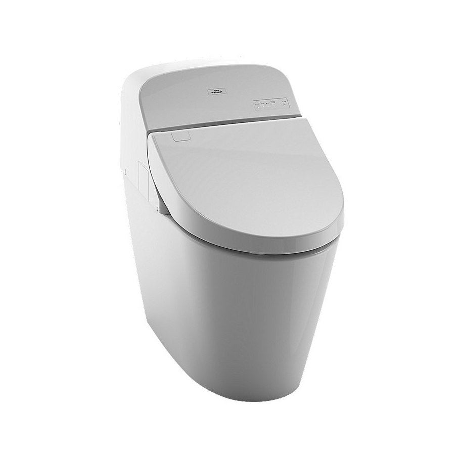Shop Toto G400 Toilet Bowl CT920CEMFG#01 Cotton White - Free ...