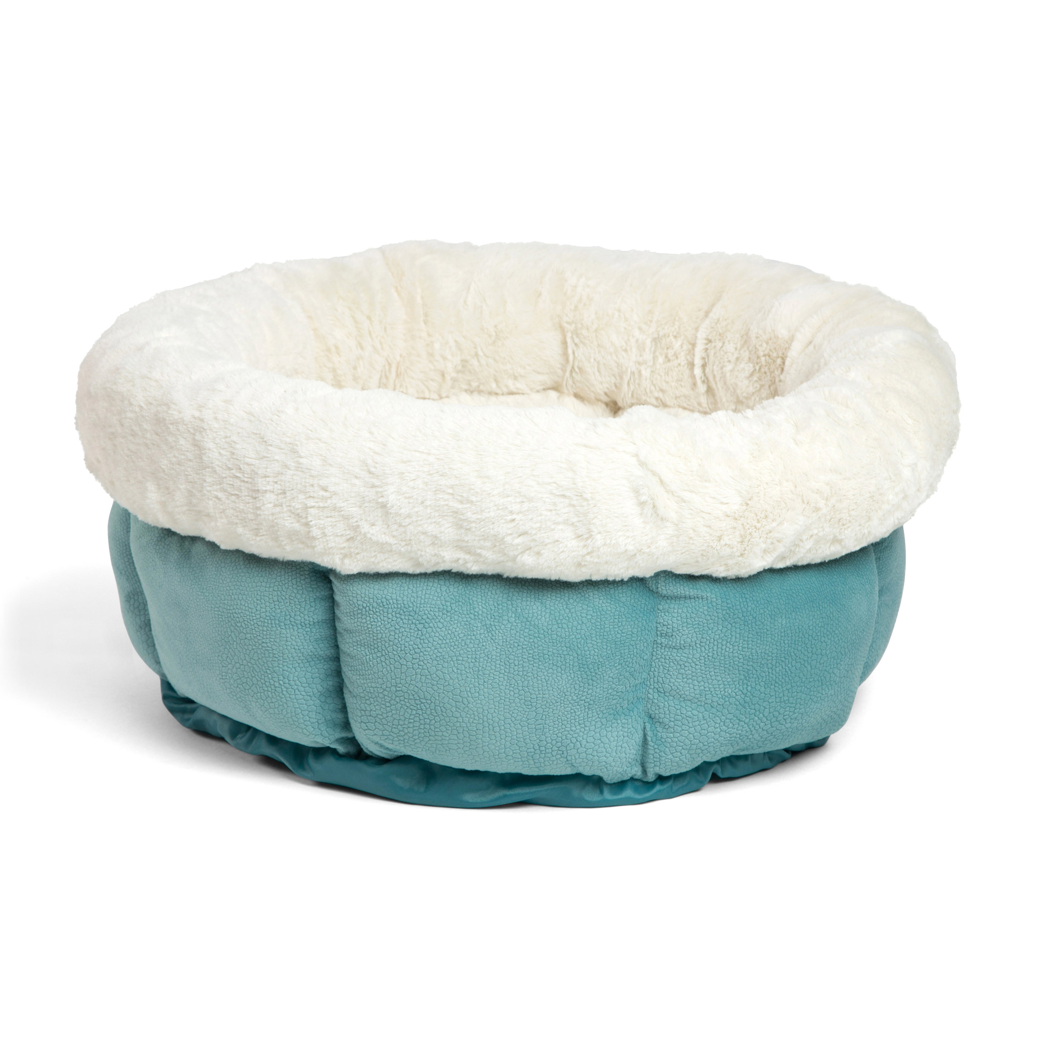 Perfect Best Friends by Sheri Jumbo Cuddle Cup Ilan Dog Bed - Free  DJ03