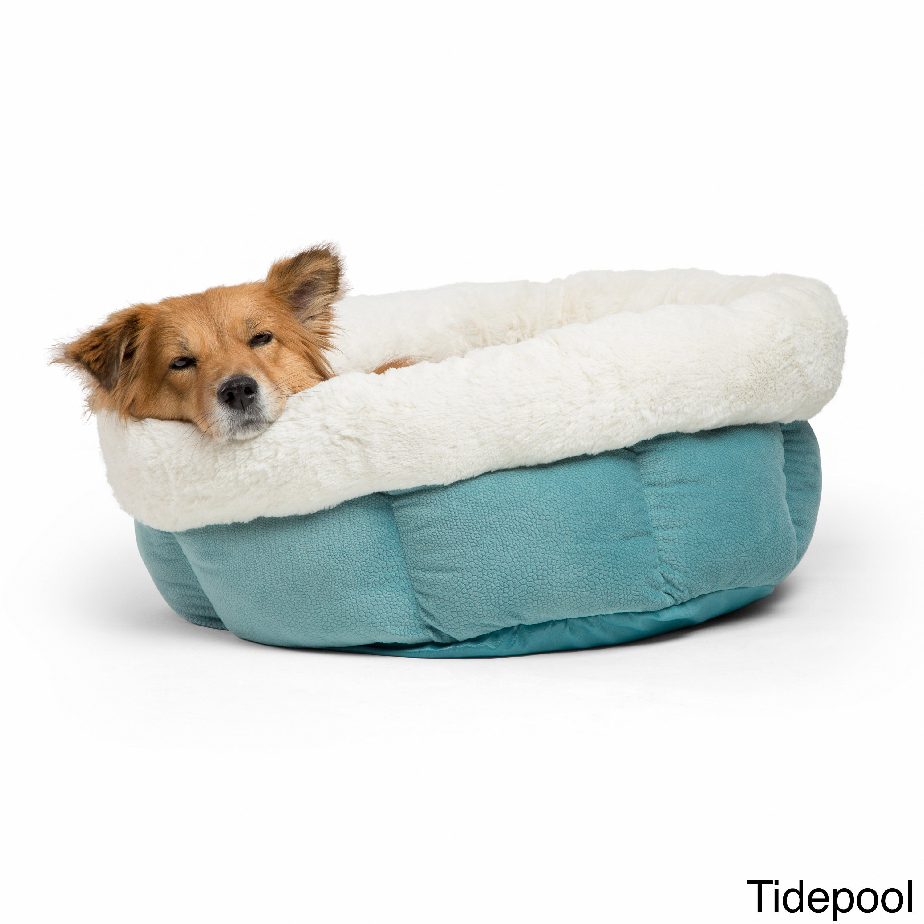 Shop Best Friends by Sheri Jumbo Cuddle Cup Ilan Dog Bed - Ships To ...