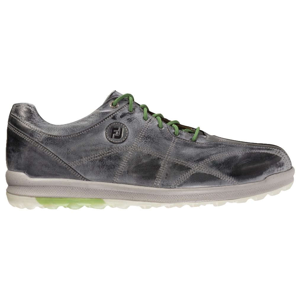 106346f0 FootJoy Versaluxe Casual Spikeless Golf Shoes Charcoal Grey