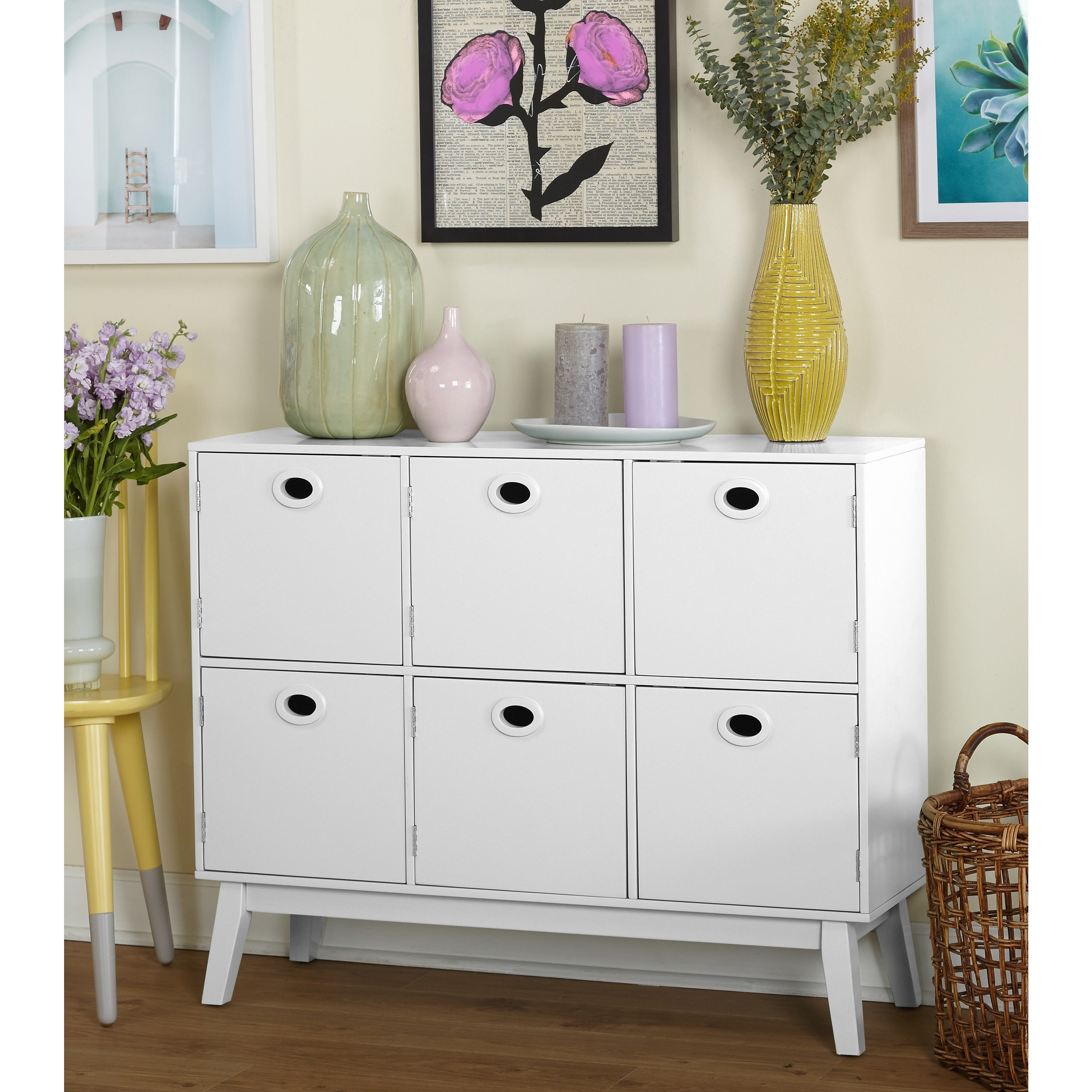 Simple Living Jamie Storage Cabinet Free Shipping Today