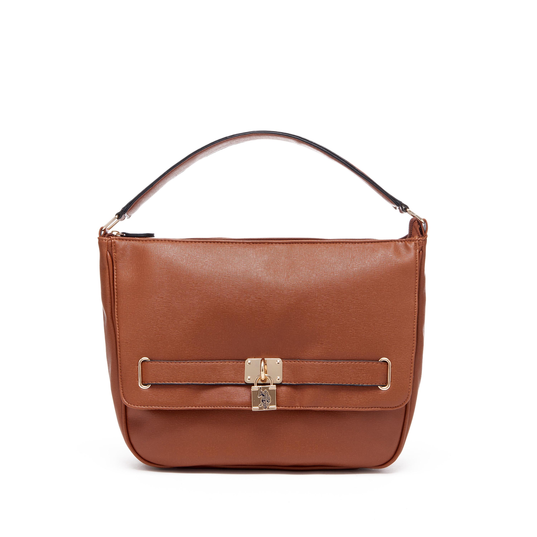 b681b05dc67 Shop U.S. Polo Association Robinson Hobo Handbag - M - Free Shipping On  Orders Over  45 - Overstock.com - 14520764