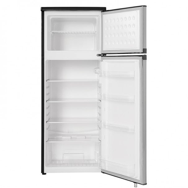 Shop Danby DPF073C1BSLDD 7.3CF Apartment Size Refrigerator Stainless ...