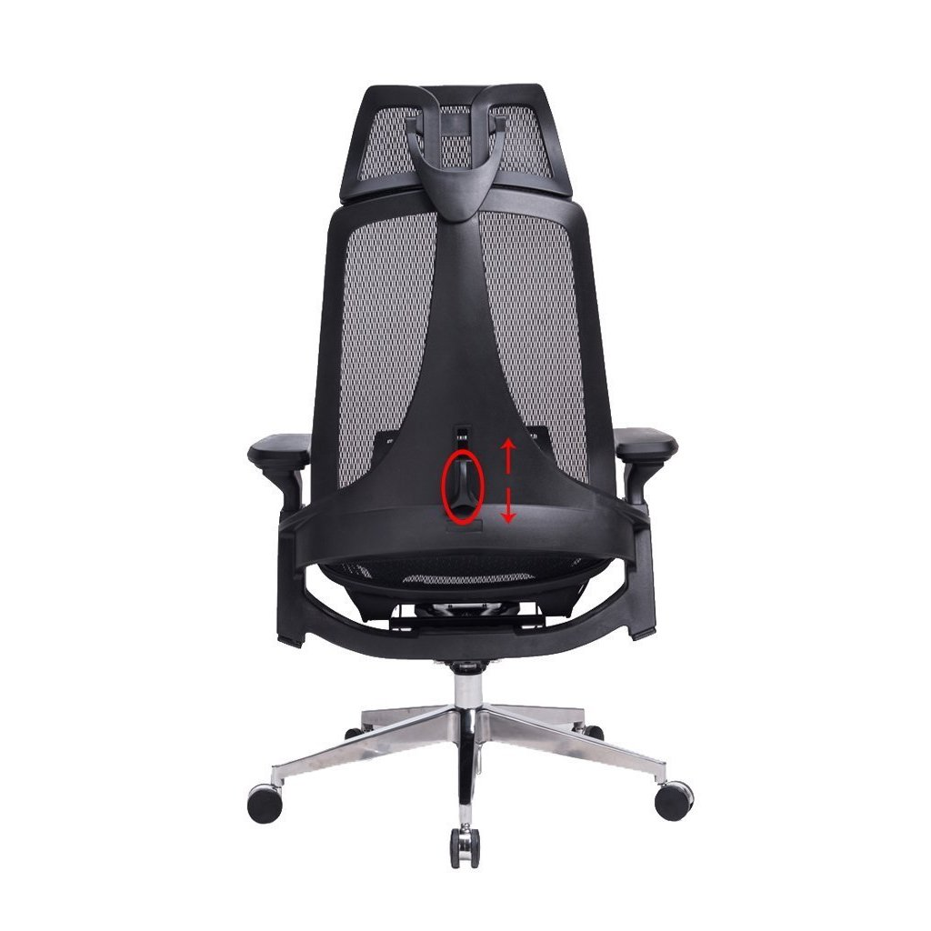 Merveilleux Shop VIVA Office Fashionable Eiffel Tower Style Multifunction Office  Managerial Chair With Adjustable Armrests And Headrest   Free Shipping  Today ...
