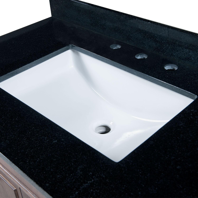 Merveilleux Shop Maykke Bristol Ceramic Undermount Sink   Free Shipping Today    Overstock.com   14542722