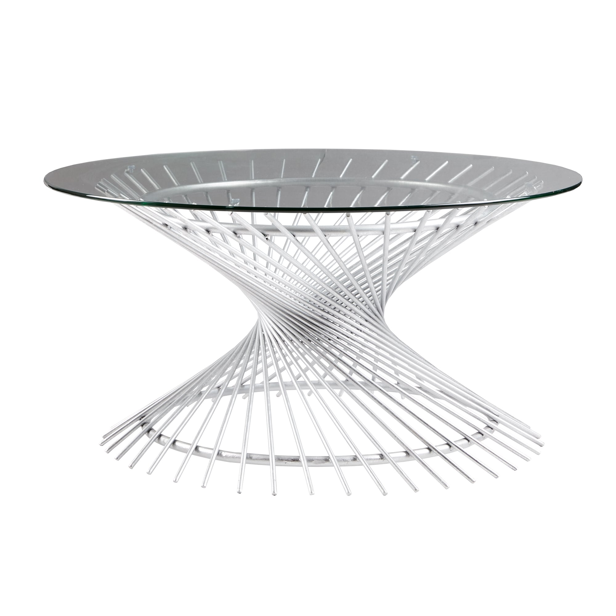 Silver Timber Coffee Table Z Gallerie