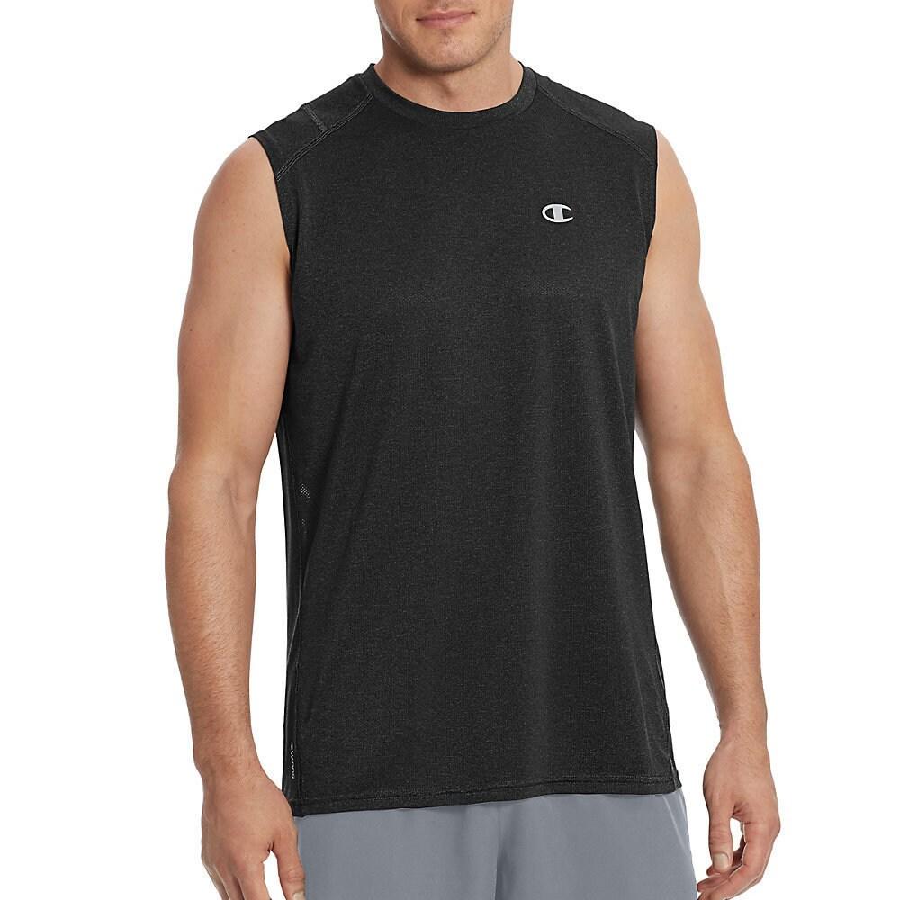 0366d629 Shop Champion Men's Vapor Viz Muscle T-shirt - Free Shipping On Orders Over  $45 - Overstock - 14573859