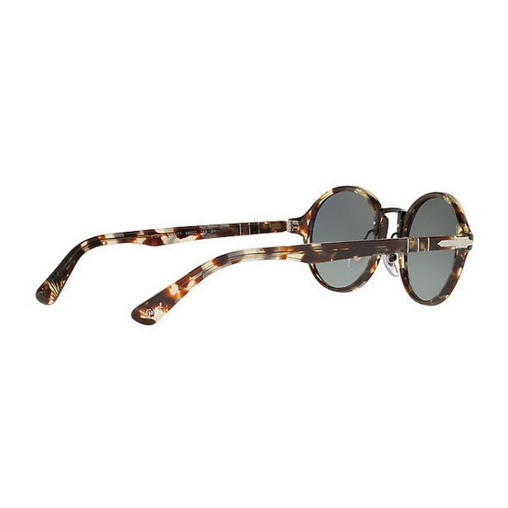 8894d36488b Shop Persol Unisex PO3129S 105771 48 Round Plastic Havana Grey Sunglasses -  Free Shipping Today - Overstock.com - 14574380