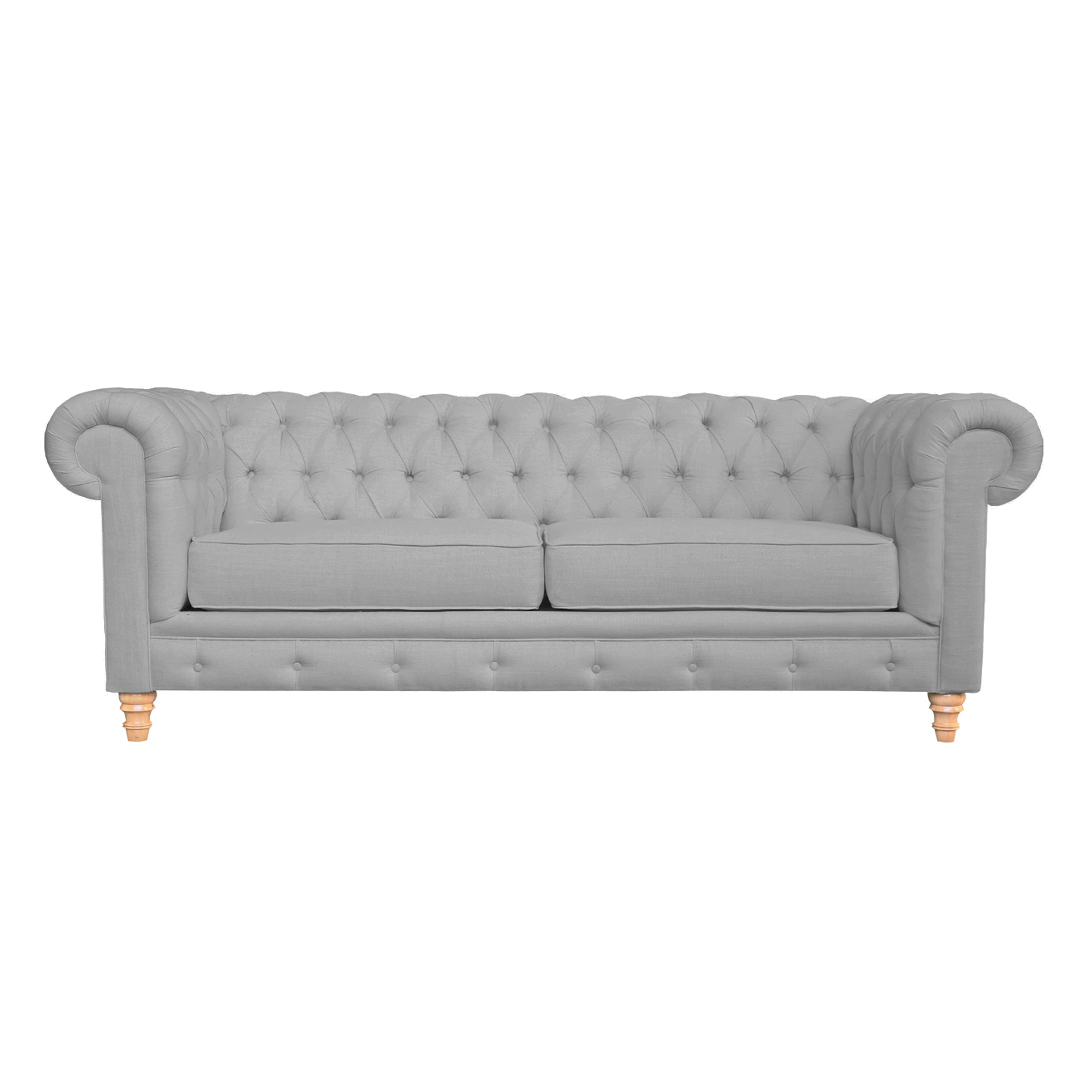 Cleveland Tufted Eco Friendly Sofa Free Shipping Today 14587783