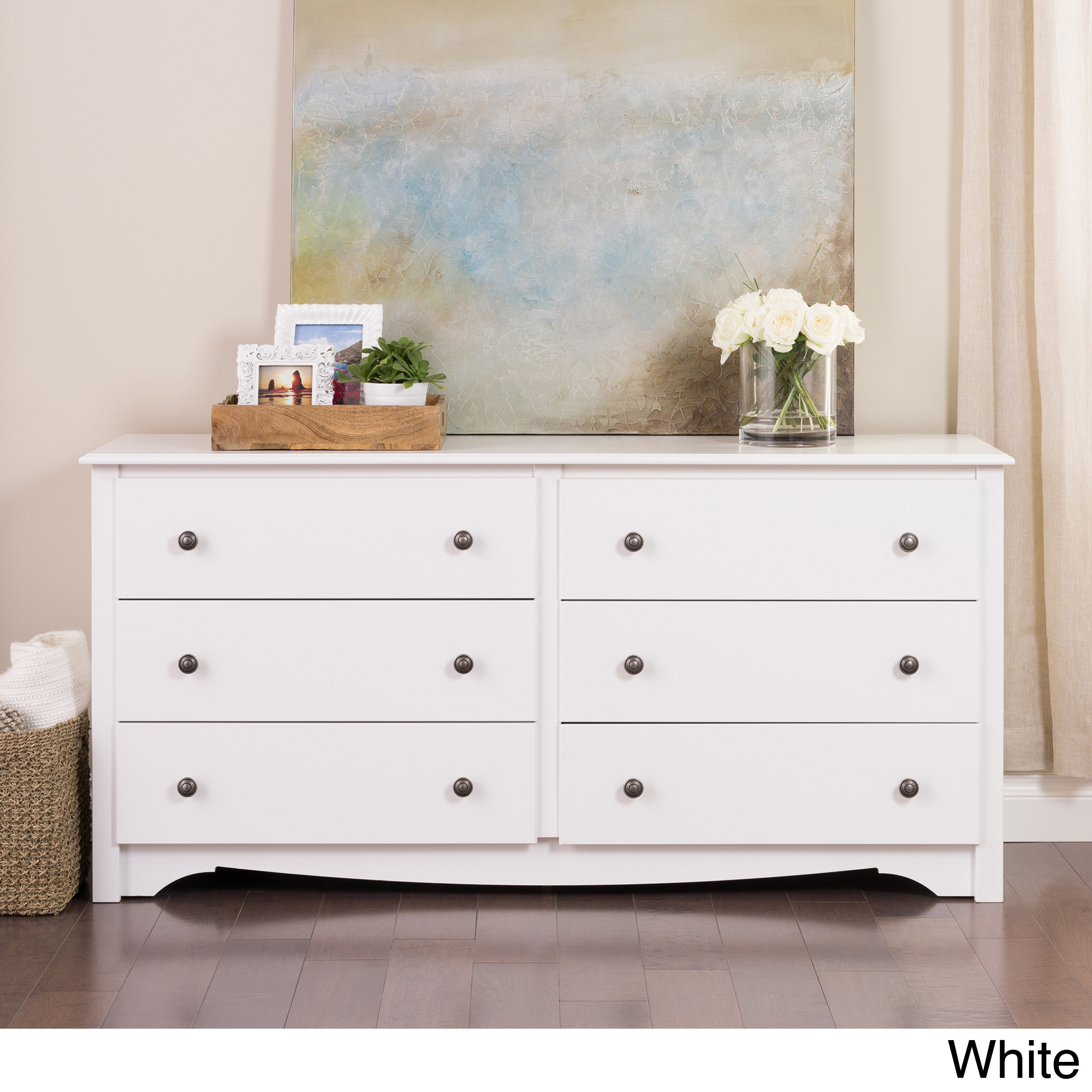 Shop Monterey 6-drawer Dresser - Free Shipping On Orders Over $45 ...