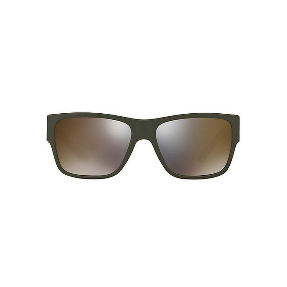 56b2454aba Shop Versace Men s VE4296 51934T 59 Square Plastic Grey Sunglasses - Free  Shipping Today - Overstock - 14593692