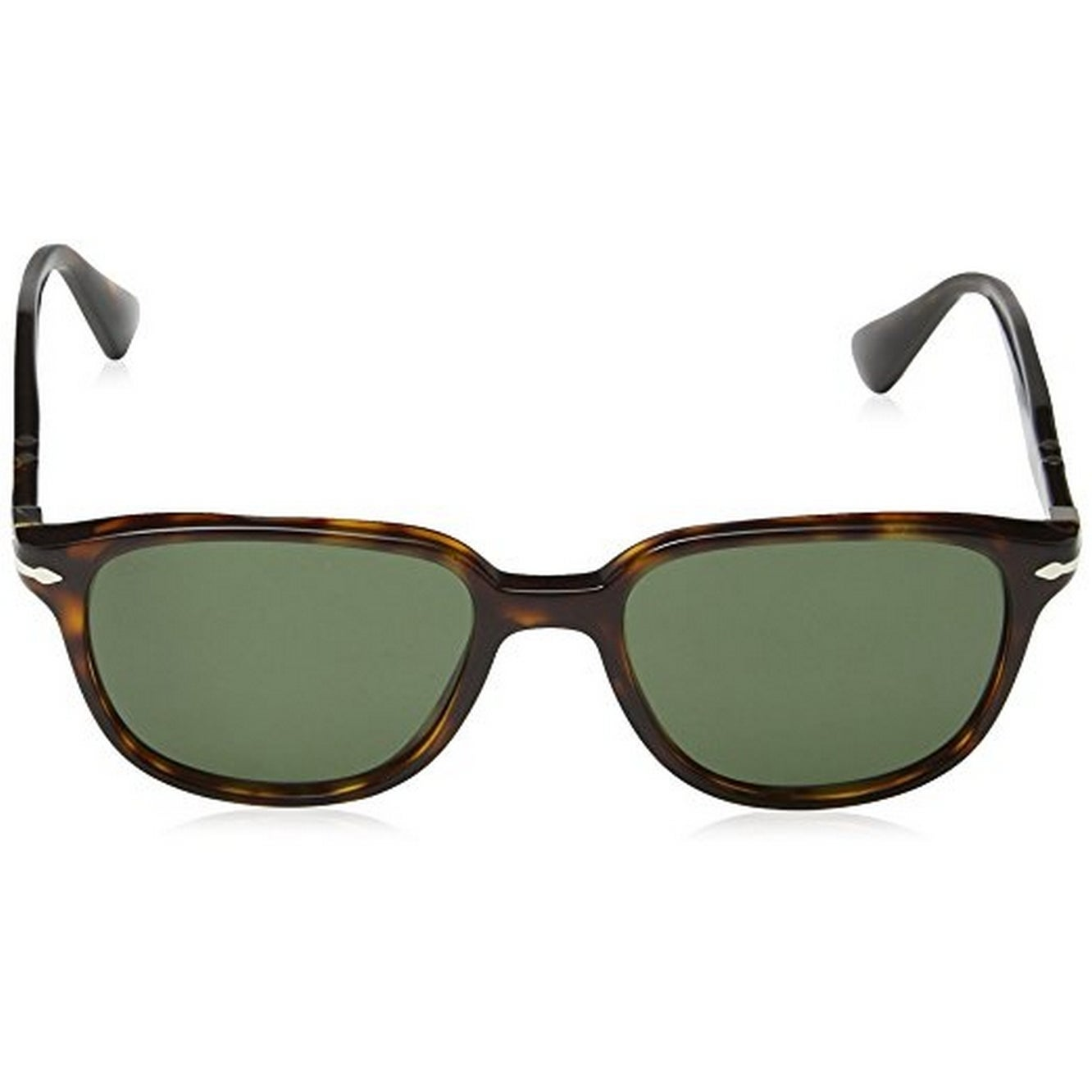 3289478becab6 Shop Persol Men s PO3149S 24 31 55 Square Plastic Havana Green Sunglasses -  Free Shipping Today - Overstock - 14594623