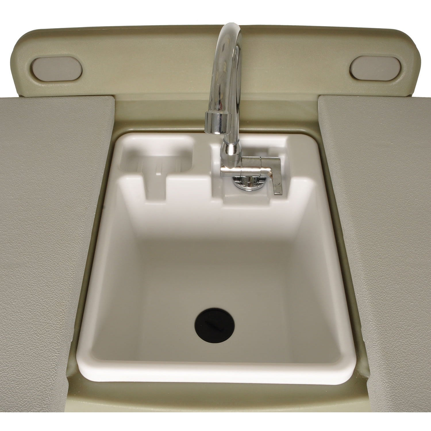 Shop Outdoor Garden Utility Sink, Planting Station With Hose Hanger   Free  Shipping Today   Overstock.com   14626652