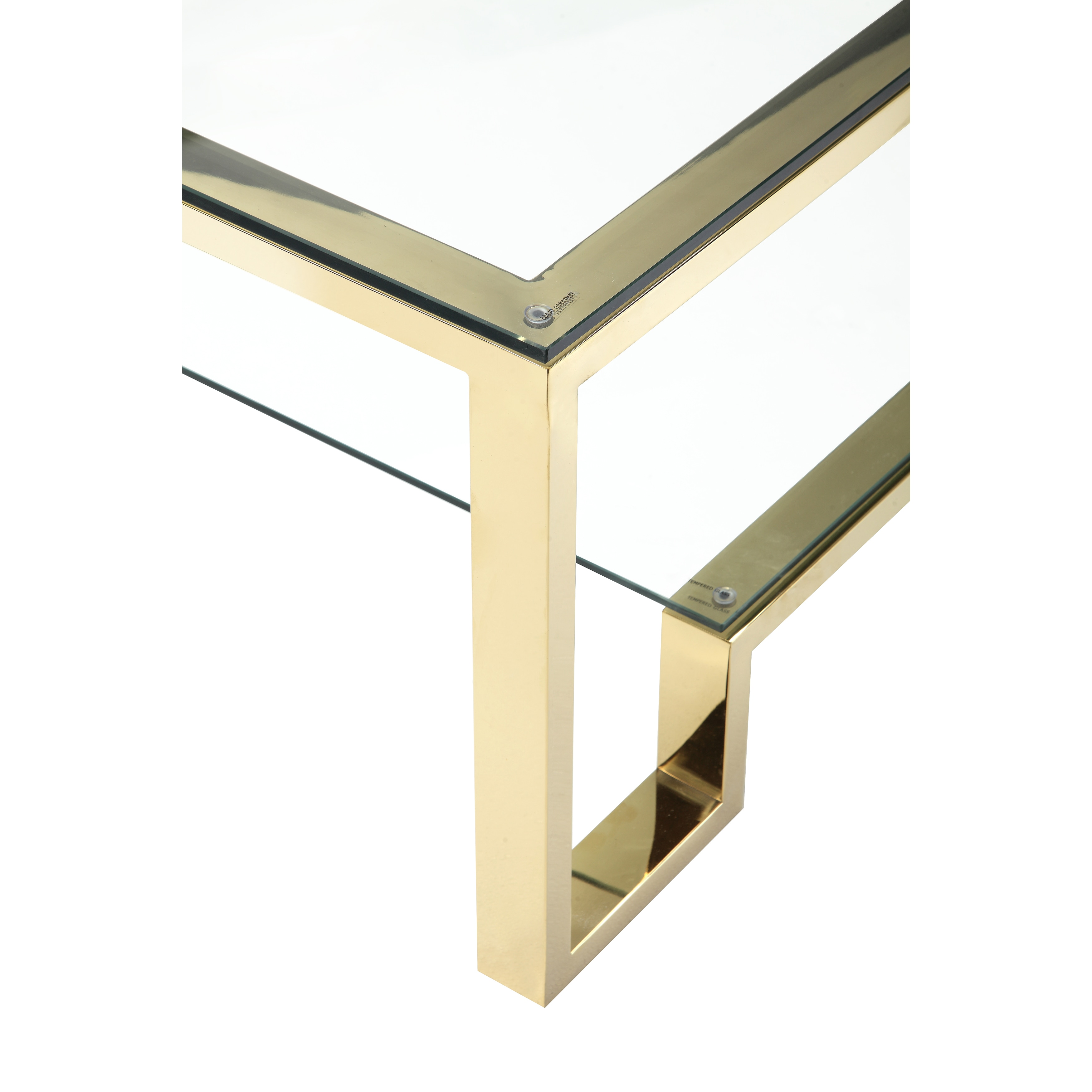 Laurence Modern Glam Coffee Table On Free Shipping Today 14628423