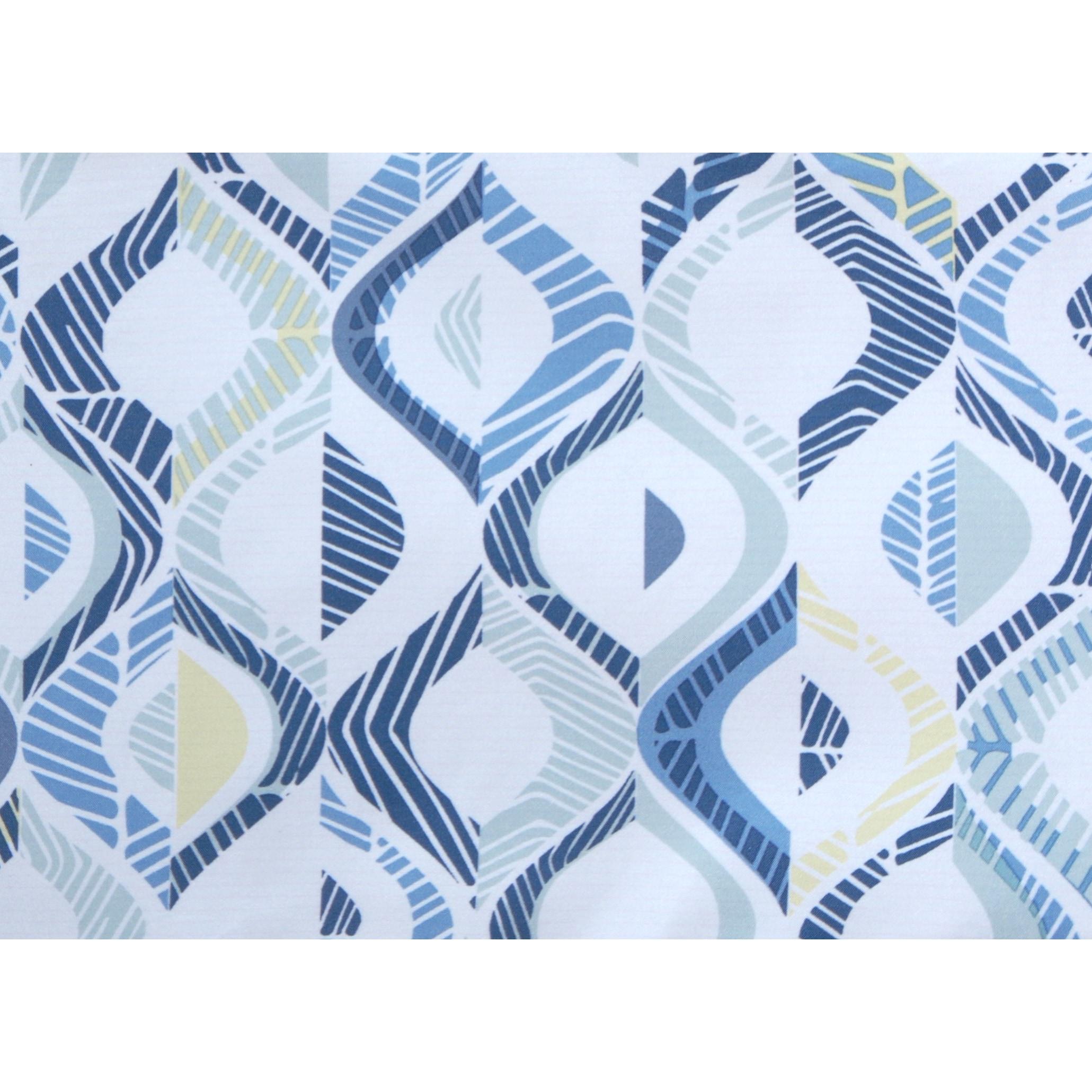 Shop No. 918 Barker Geometric Print Microfiber 3-piece Kitchen ...