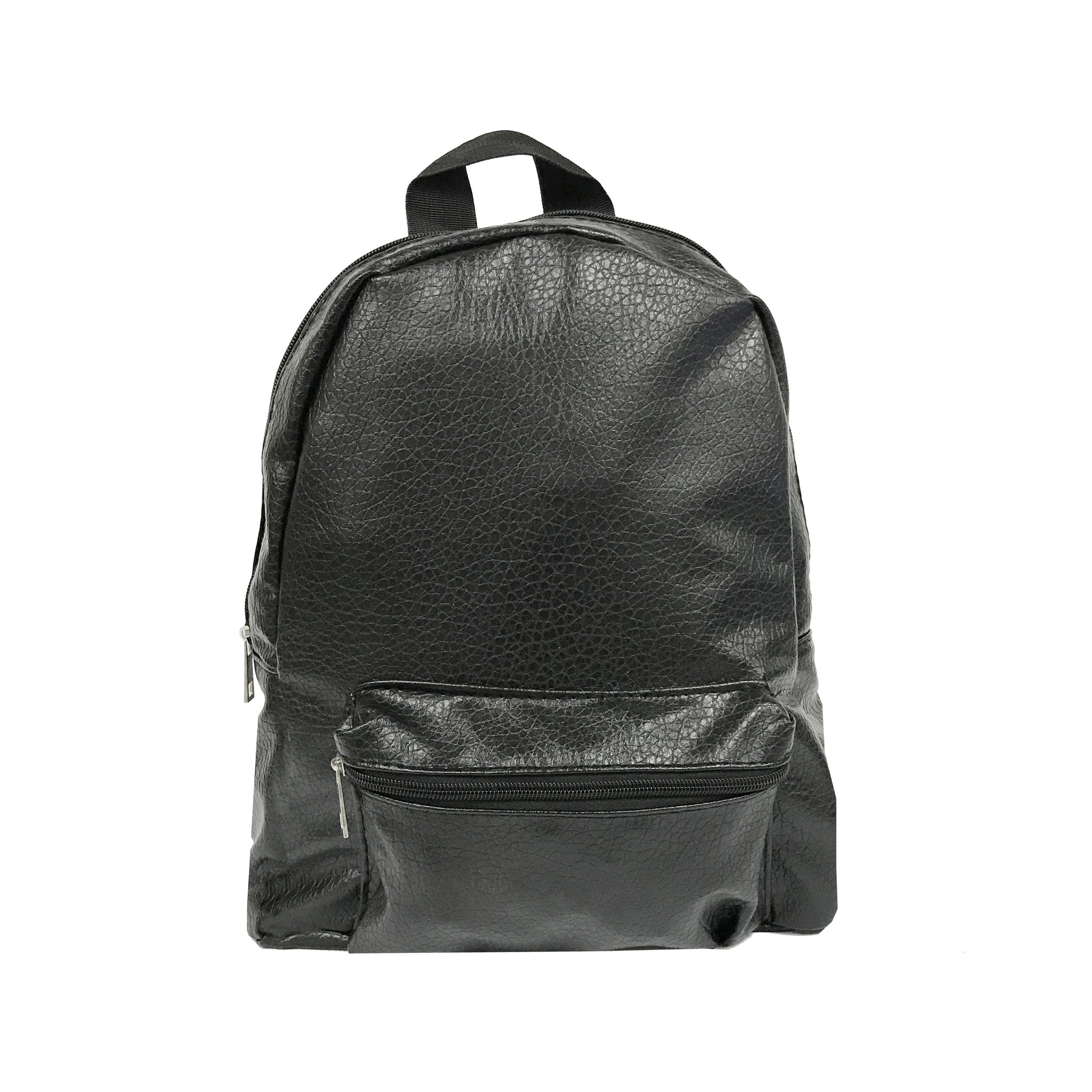 a189354e1ad Faux Leather Fashion Backpack - CEAGESP