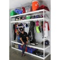 SafeRacks - Sports Equipment Organizer