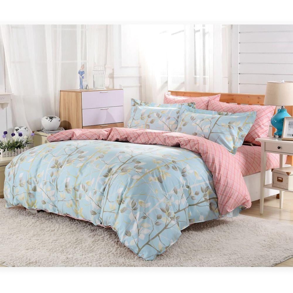 Shop Dolce Mela Padova 6-piece Cotton Duvet Cover Bedding Set with ...