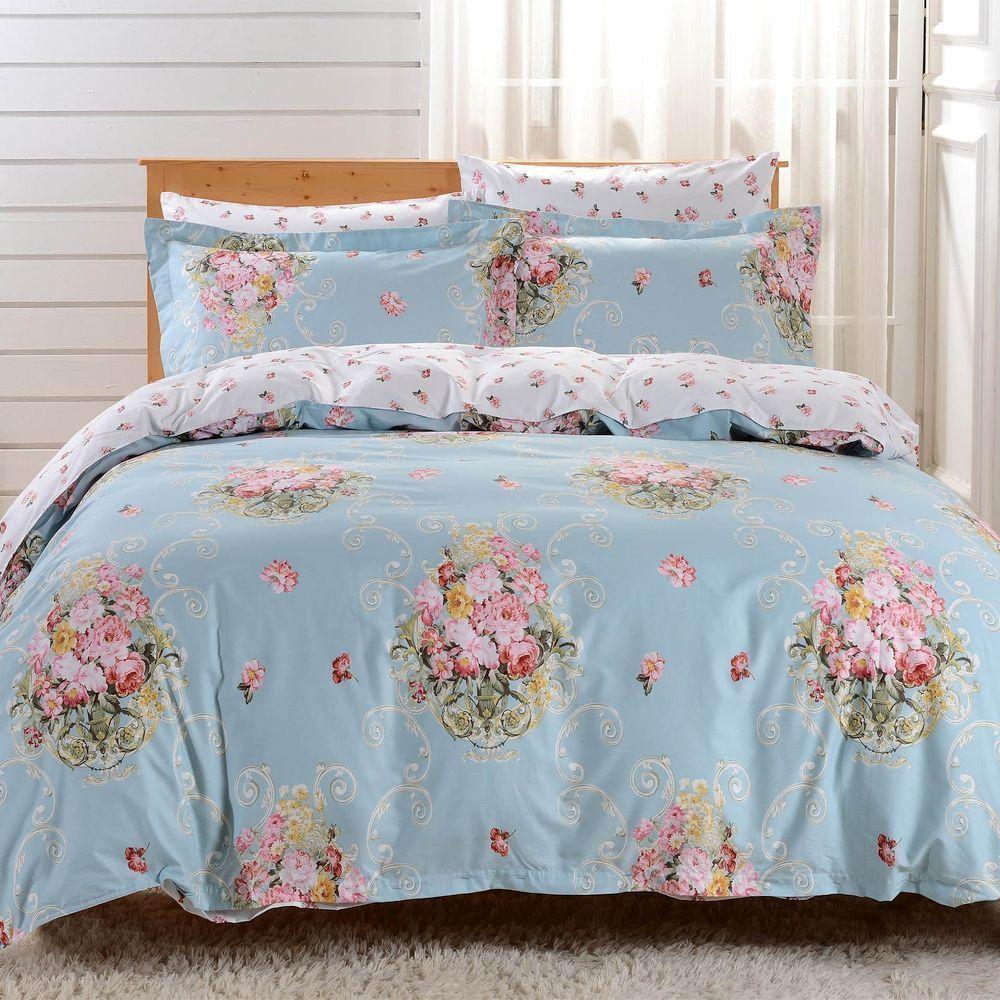 Shop Dolce Mela Livorno 6-piece Cotton Duvet Cover Bedding Set with ...