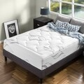 Priage 12-inch Full-Size Ultra Plush Memory Foam Mattress