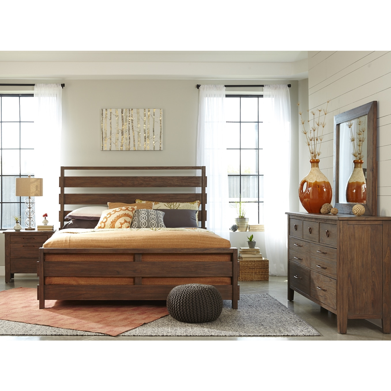 Driftwood Panel Bed by Panama Jack - Free Shipping Today - Overstock ...