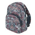 Travelon Anti-Theft Summer Paisley Fashion Daybag Backpack