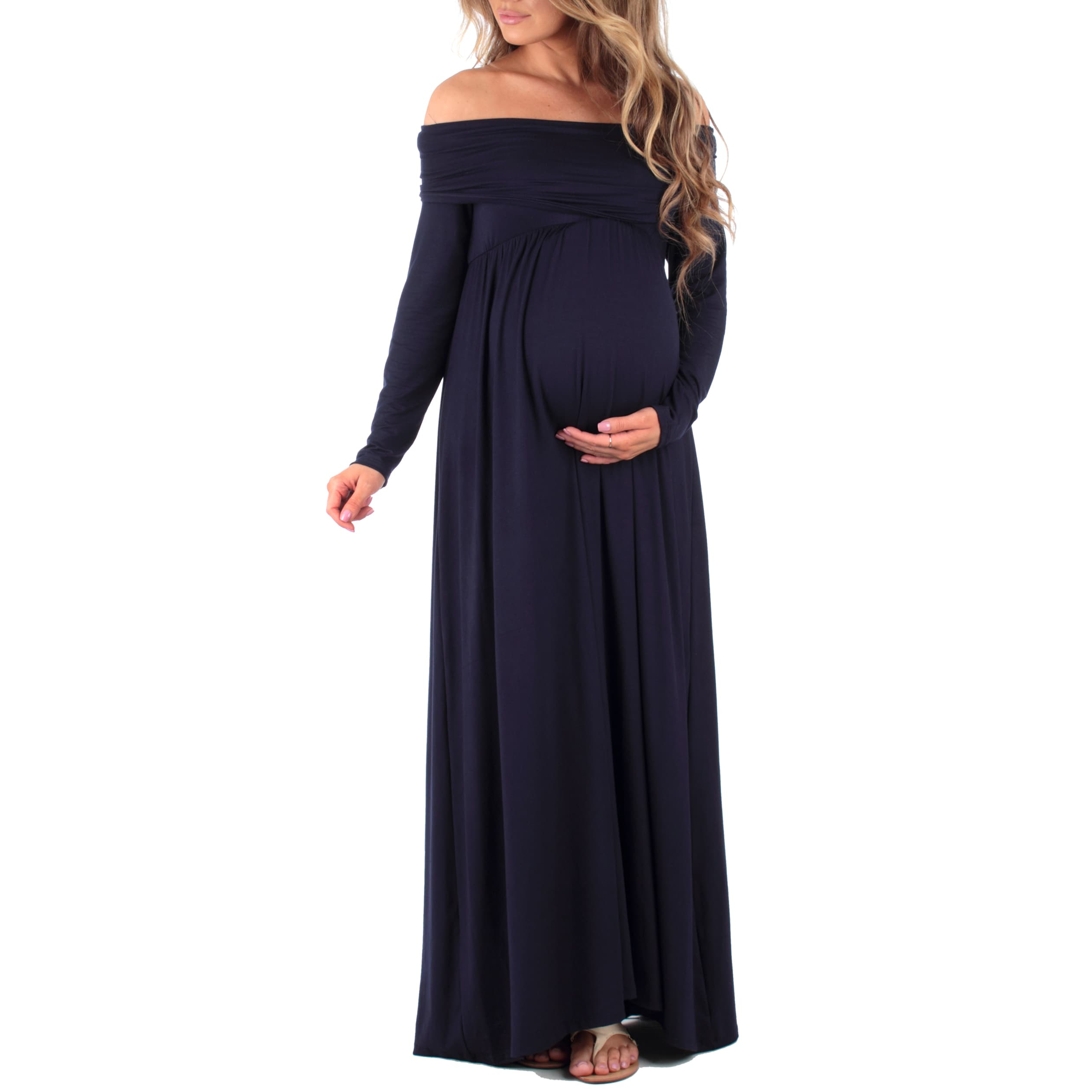 Mother bee womens over the shoulder ruched maternity and nursing mother bee womens over the shoulder ruched maternity and nursing dress free shipping on orders over 45 overstock 21215490 ombrellifo Image collections