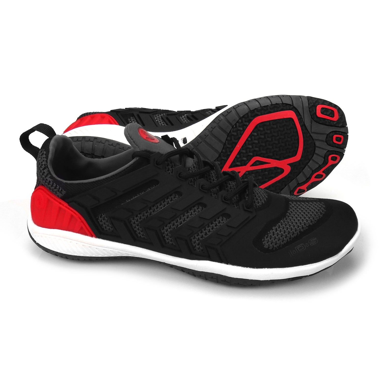 Body Glove Men's Dynamo Rib Cage Black/Tomato Hybrid Watersports Athletic  Shoes - Overstock - 14708076