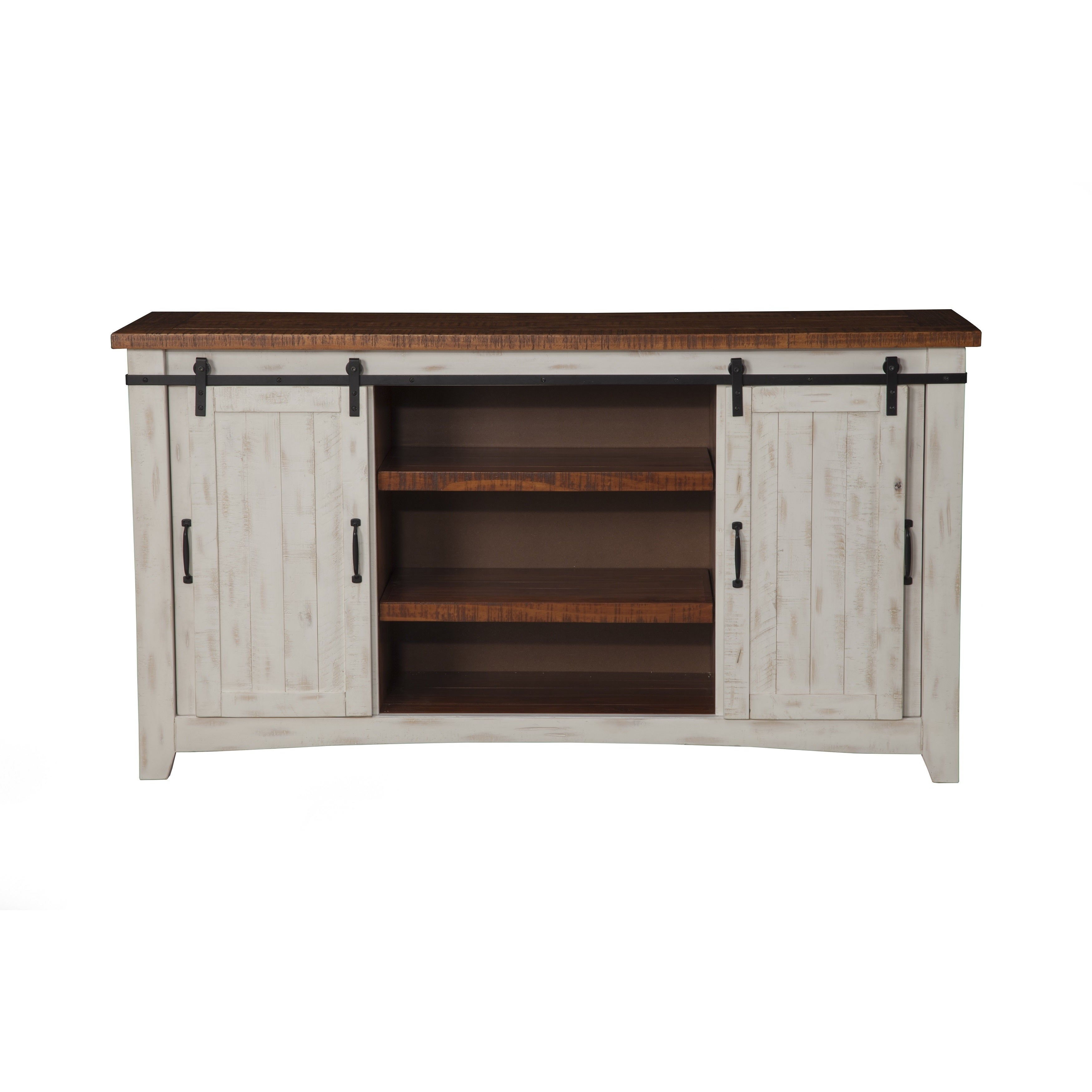 Martin Svensson Home Taos 65 Tv Stand 65 Inches In Width Free  # Idee Meuble Tv Fait Maison