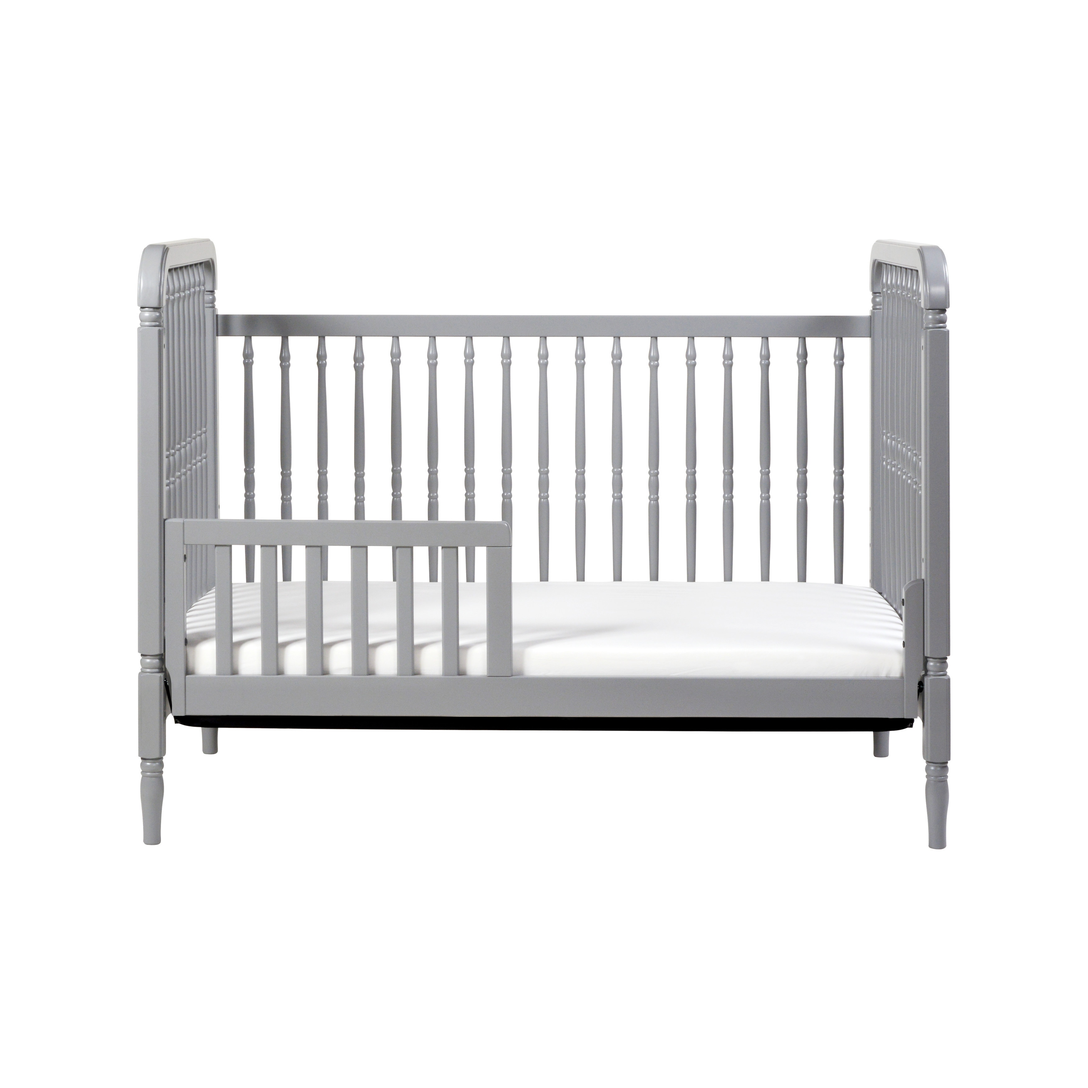 toddler white background convertible lind in products jenny with rail cribs project nursery crib davinci