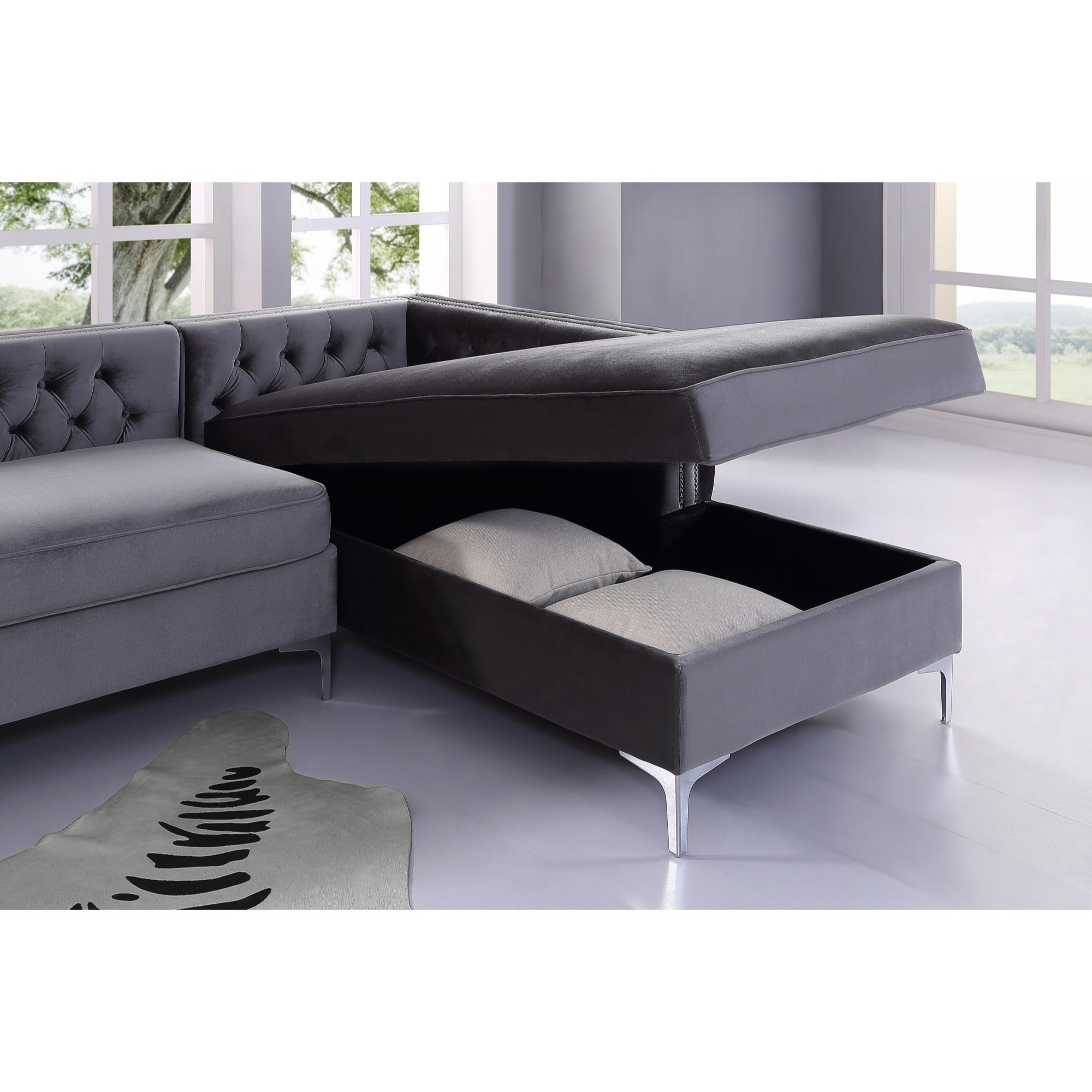 home with comfy room ideas classy mediasupload for living best modern chaise furniture sofa com of luxury velvet sectional